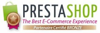 Partenaire Bronze PrestaShop