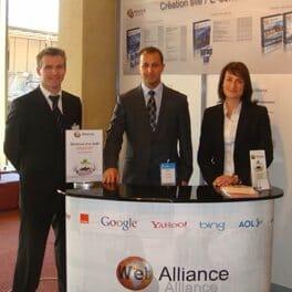 Mai 2010 : Salon e-Commerce Genève