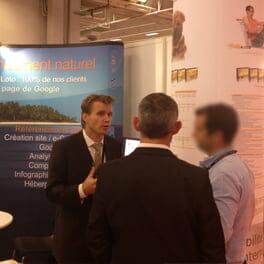 Septembre 2012 : Salon e-Commerce Paris