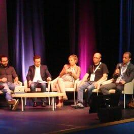 Mai 2014 : Conférence au Salon Riviera Network