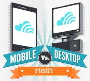 Résultat différent sur Mobile ou desktop