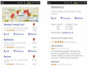 Mobile vsdesktop : résultats différents