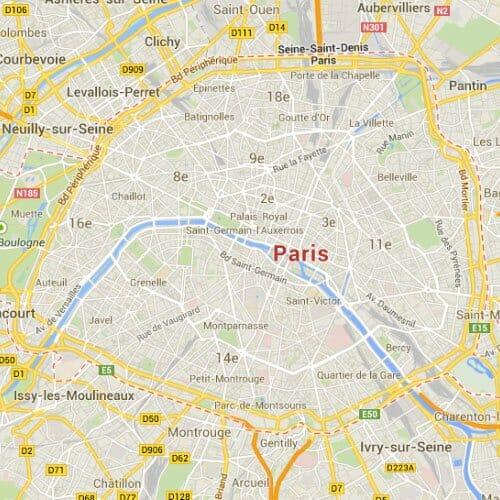 Référencement Paris