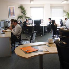 Novembre 2007 : Emménagement dans le quartier d'affaires de l'Arenas – Nice