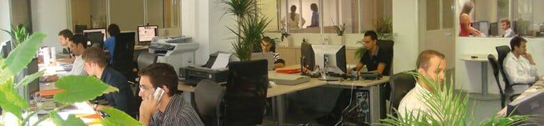 Septembre 2010 : Après de gros travaux, Web Alliance emménage dans des locaux de plus de 200m² dans le quartier d'affaires de l'Arenas – Nice