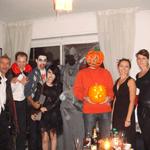 Octobre 2011 : Soirée Halloween