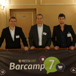 Novembre 2013 : Web Alliance au Barcamp Prestashop