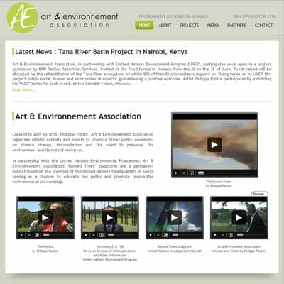 Référencement WordPress AEA Monaco