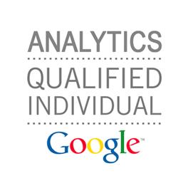 Août 2010 : Web Alliance est désormais une agence certifiée Google Analytics