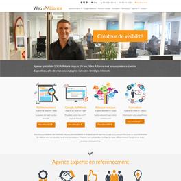 Juin 2014 : Mise en ligne du nouveau site Web Alliance
