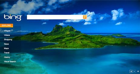 Référencement Bing