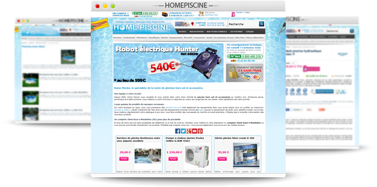 web alliance homepiscine