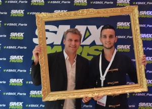 Web Alliance au SMX Paris pour la troisième année consécutive