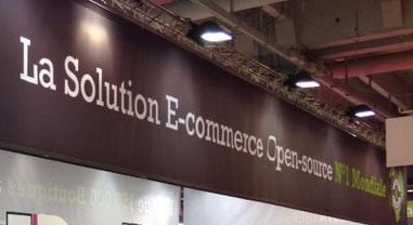 Web Alliance au Salon du E-Commerce 2014 !