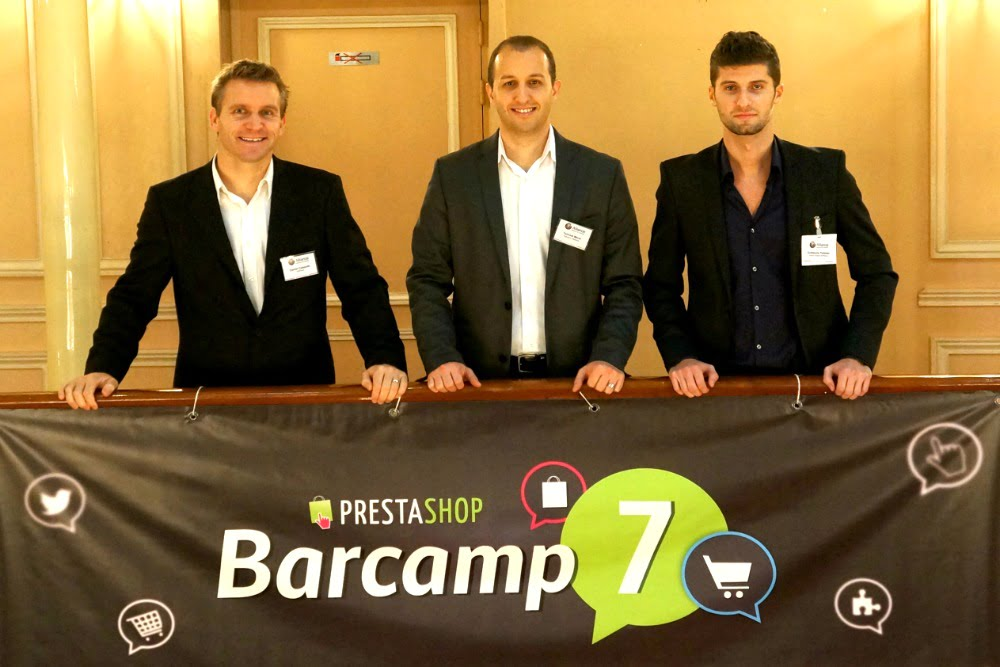 Prestashop Barcamp 2013