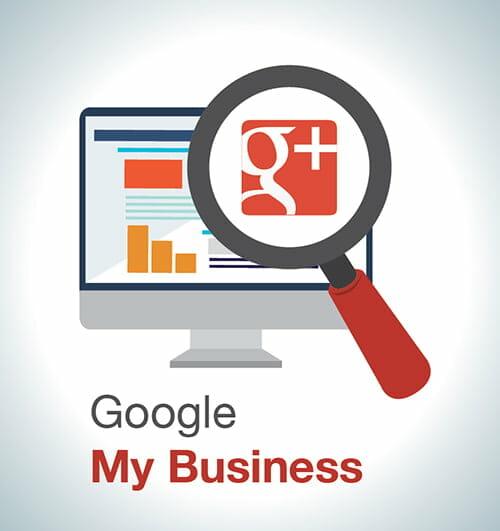 Liste des catégories Google My Business