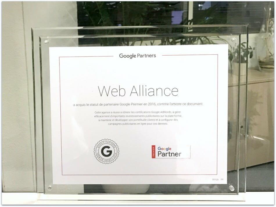 certification google premier partner
