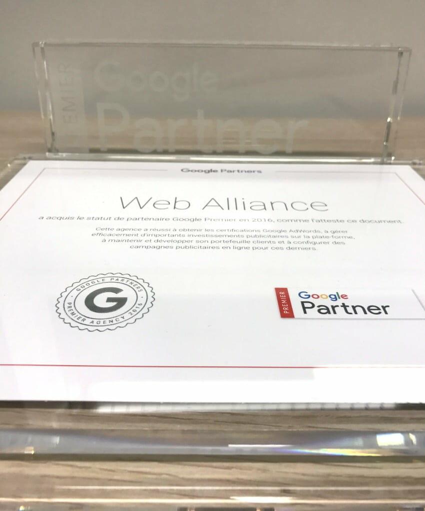certification google premier