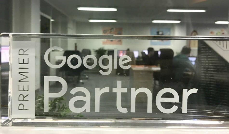 statut google partner