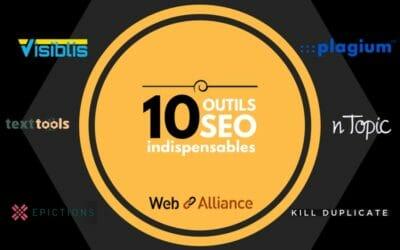 Top 10 des outils d'analyse de contenu sur le web