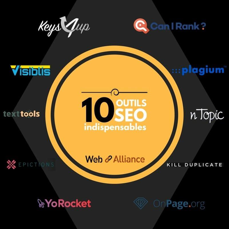 10 outils SEO