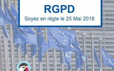 RGPD et Prestashop : se mettre en conformité en 5 étapes