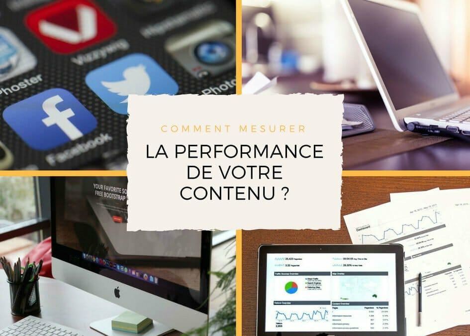 Content marketing: comment mesurer la performance de votre contenu ?