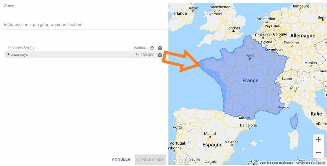 zone google keyword planner