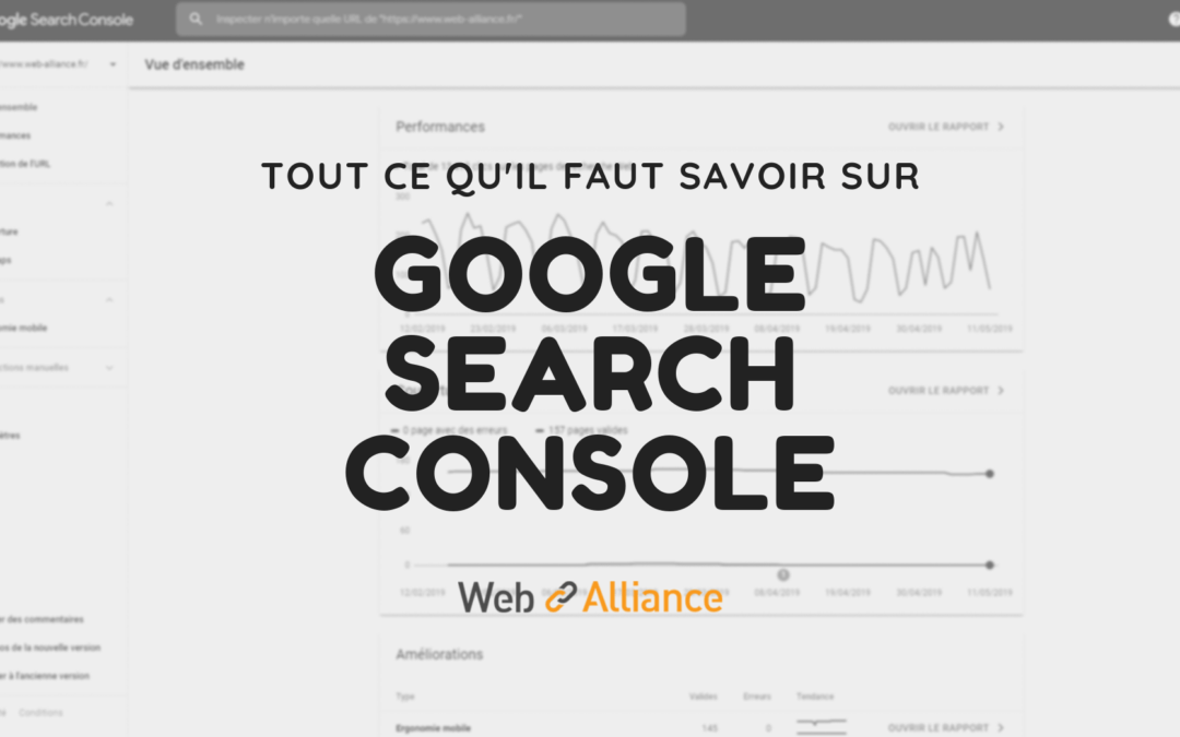 Google Search Console : analysez et optimisez facilement vos performances SEO
