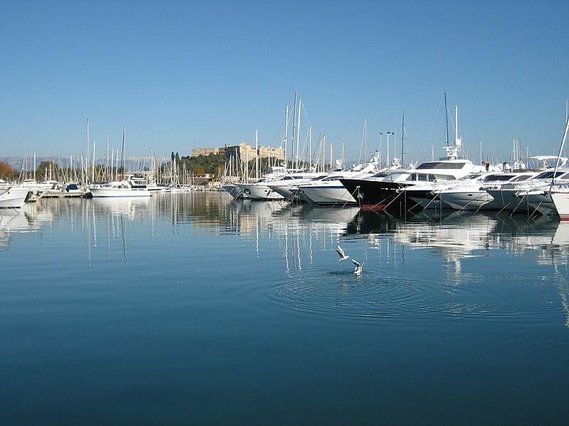 port antibes