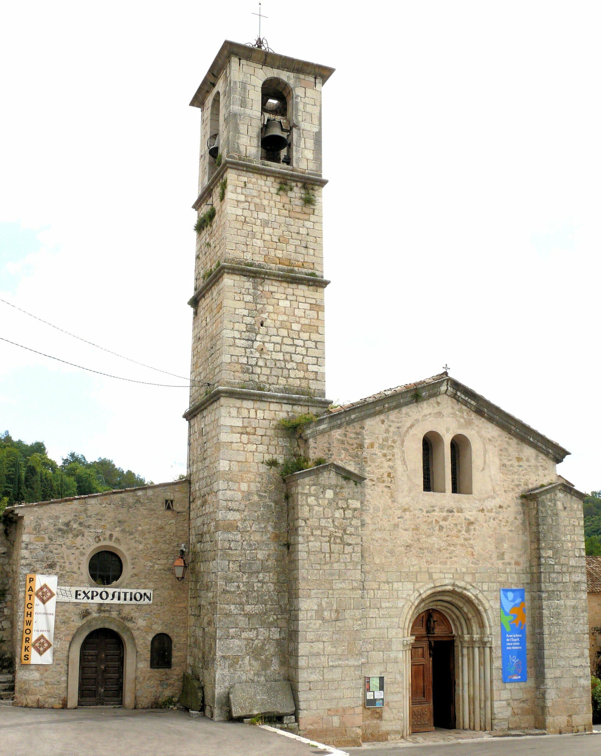 abbaye valbonne